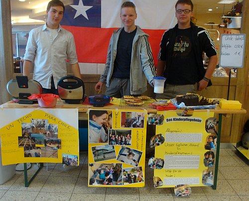 Photo of Nord-Süd-Projekt der Gesamtschule Waldbröl