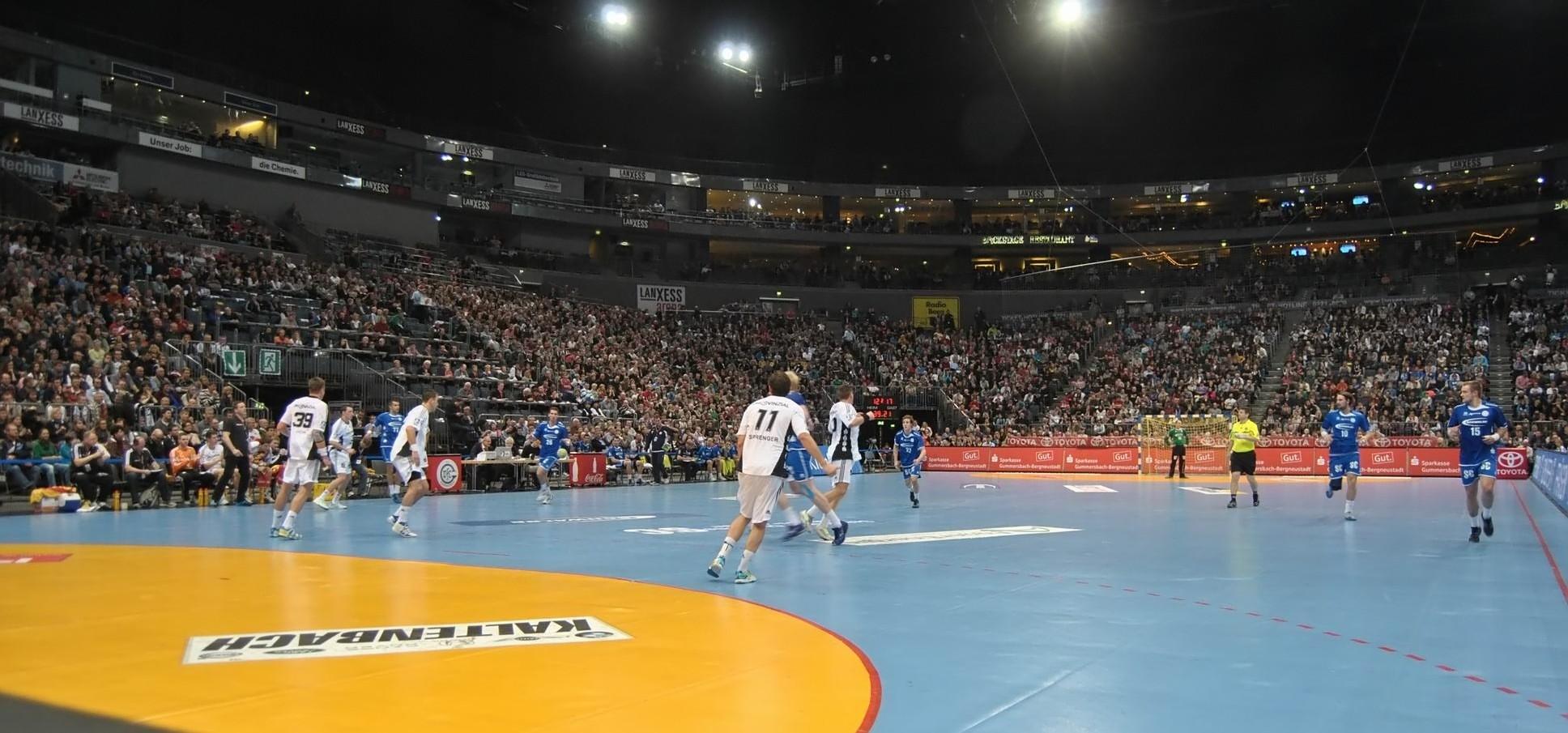 Zuschauer Lanxess Arena