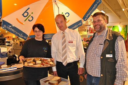 Photo of CJD Gummersbach unterstützt Supermarkt Toom beim Markenfestival
