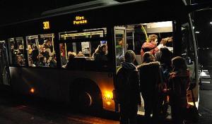 Linie 301: Elterninitiative lud WDR Lokalzeit nach Pernze ein