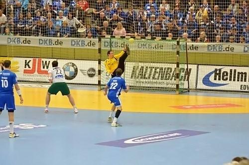 Ristovski hält Siebenmeter