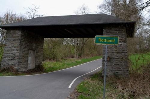 Toreinfahrt Gut Rottland
