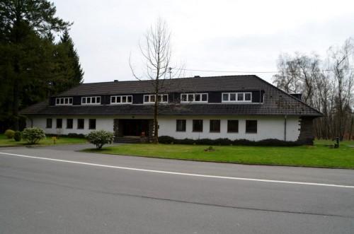 Ehemaliges Baubüro der Monumentalbauten
