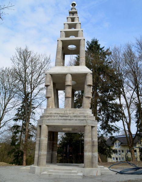 Glockenturm des EIAB