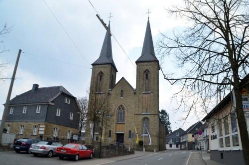 St. Mariä Heimsuchung in Marialinden