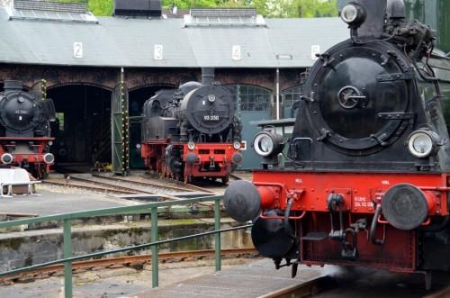 Eisenbahnmuseum Dieringhausen / Text und Bilder : Uwe Schlegelmilch