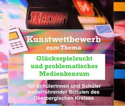 Photo of Kunstwettbewerb gegen Glücksspielsucht