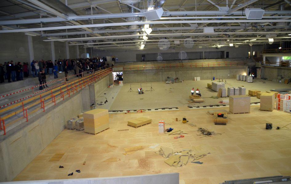 Photo of Tag der offenen Tür in der neuen Schwalbe Arena