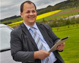 Sven Oliver Rüsche sucht weitere Bürgerreporter für Oberberg-Nachrichten.
