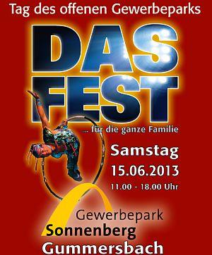 Bild von Das Fest: Tag des offenen Gewerbeparks Sonnenberg