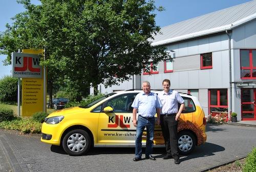 Photo of Junge (Familien-) Unternehmen in Oberberg: K+W Sicherheitstechnik