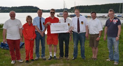 Photo of Segelverein SKGB spendet 500€ an die DLRG Gummersbach e.V