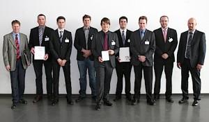 Unitechnik AG stiftet 600 Euro Preisgeld für FH-Studierende