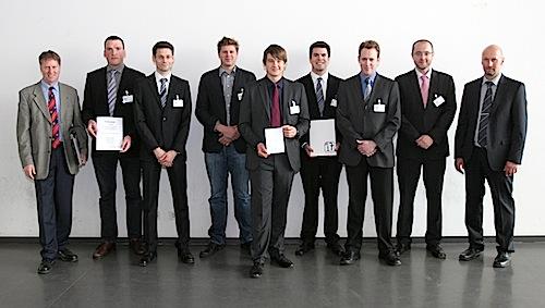 Photo of Unitechnik AG stiftet 600 Euro Preisgeld für FH-Studierende