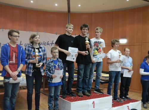 Bild von Team der Robotik-AG des Dietrich Bonhoeffer Gymnasiums Wiehl gewinnt in Sankt Augustin