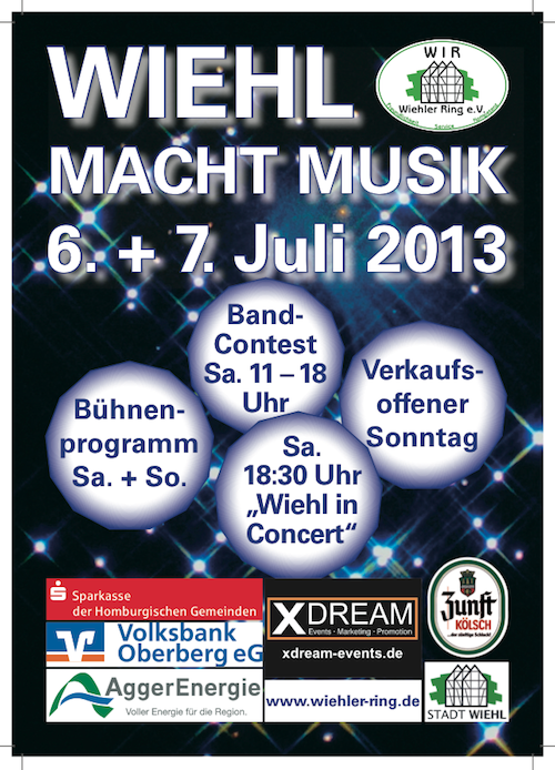 Photo of Band Contest – Wiehl macht Musik