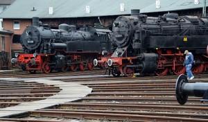 Ausflugstipp für Groß und Klein: Eisenbahn-Museum Dieringhausen