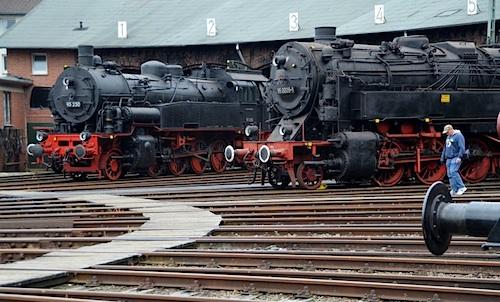 Photo of Ausflugstipp für Groß und Klein: Eisenbahn-Museum Dieringhausen