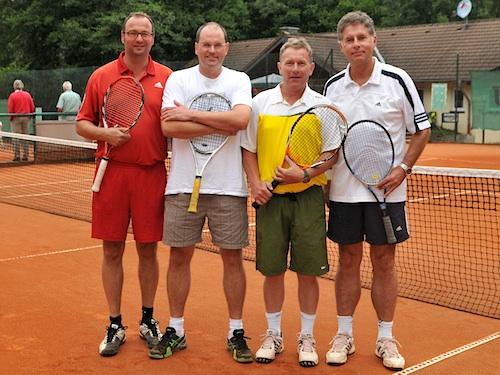 Bild von Tennis: Steinfort und Disselmeyer gewinnen Wiehltal-Cup