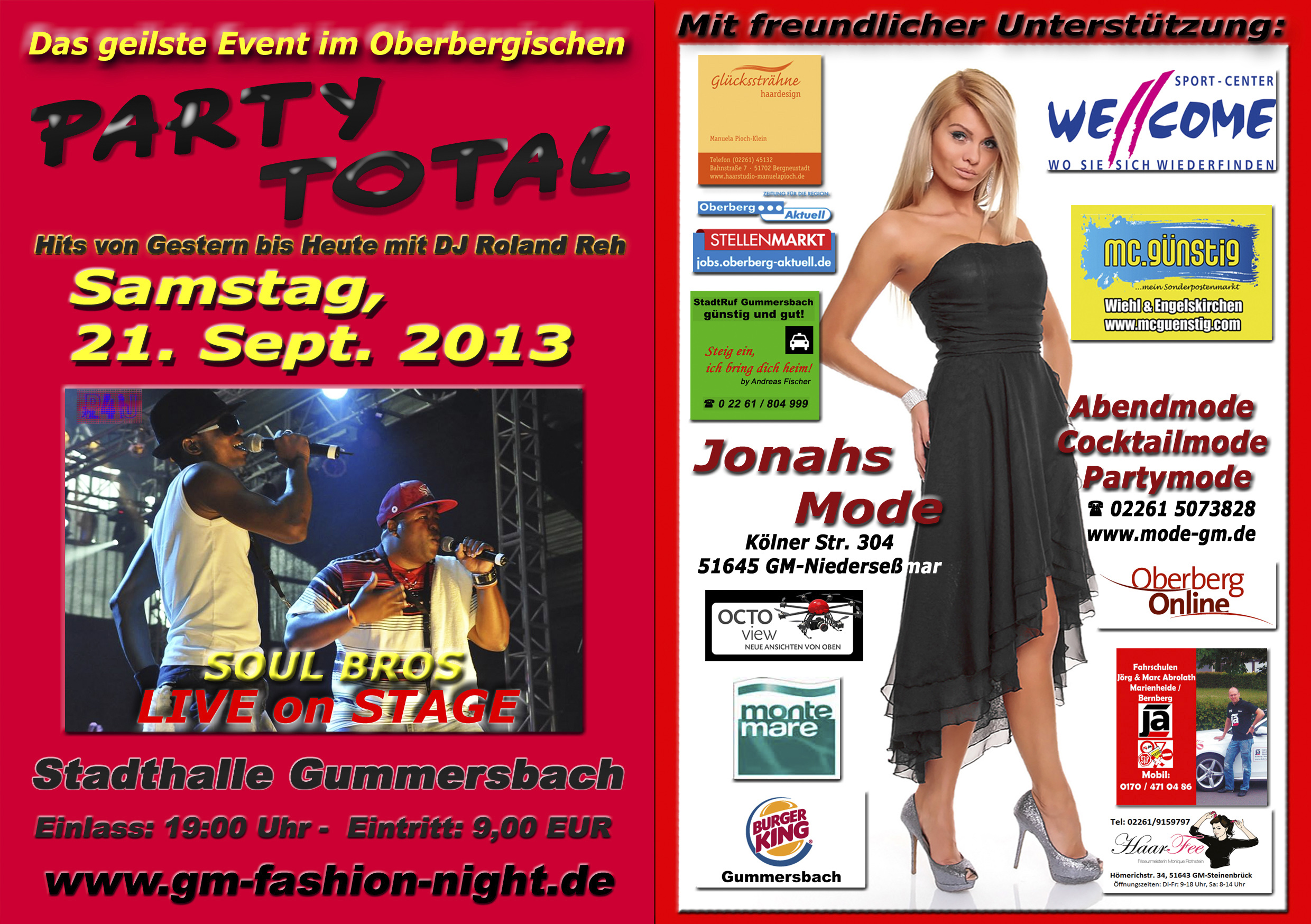 Photo of Party Total in der Stadthalle Gummersbach