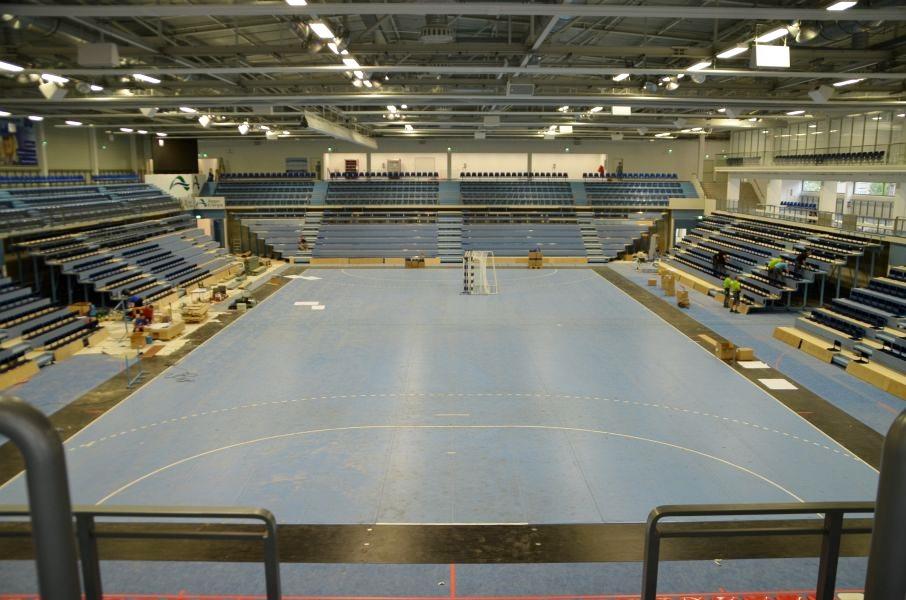 Schwalbe Arena Gummersbach
