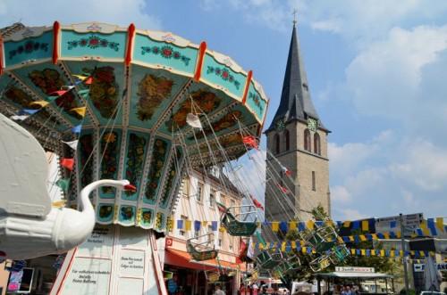 Stadtfest Gummersbach / Text und Bilder :  Uwe Schlegelmilch