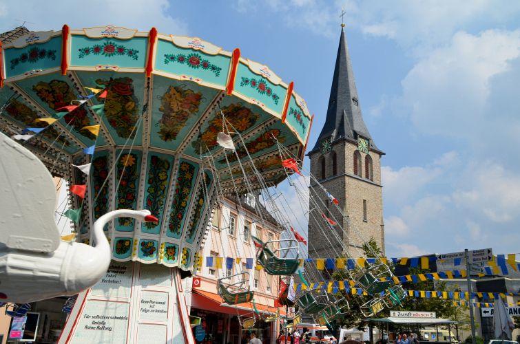 Erste Bilder vom Stadtfest Gummersbach
