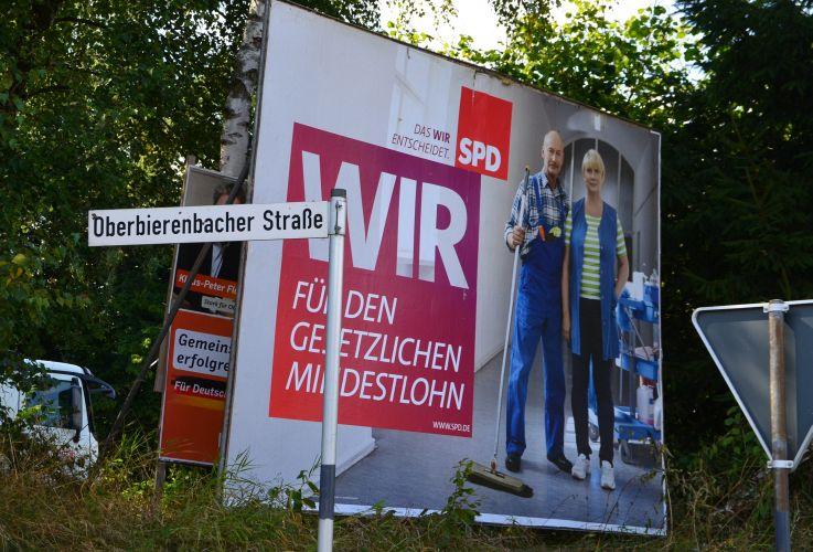 Photo of Wahlkampf Pur – SPD lässt CDU hinter sich