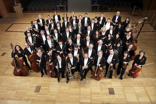 Das WDR Rundfunkorchester - Foto: Stadt Wiehl