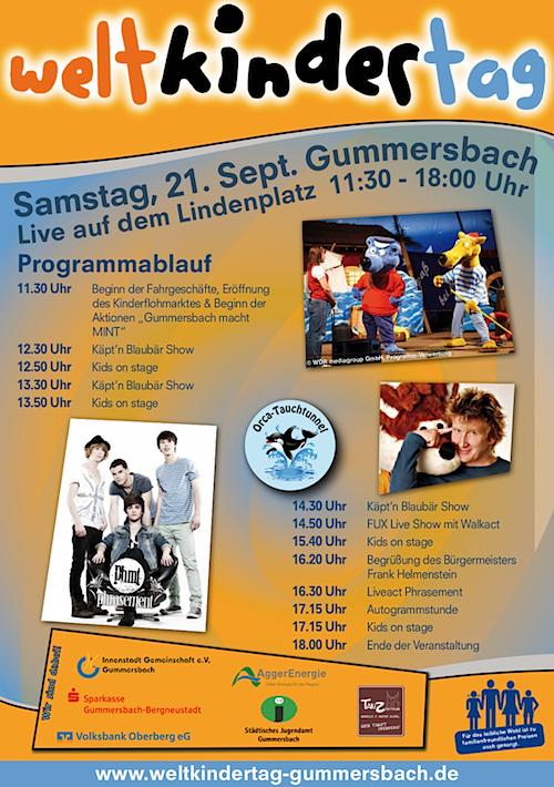 Photo of Ausflugstipp heute (nur) für Klein: Weltkindertag im Oberbergischen