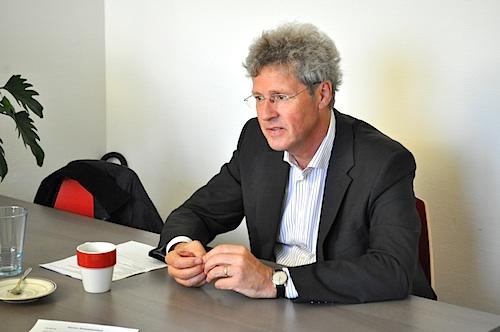 Photo of Klaus-Peter Flosbach von Wahlergebnis beeindruckt