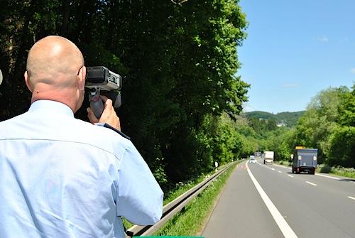Photo of Angekündigte Geschwindigkeitskontrollen in Oberberg