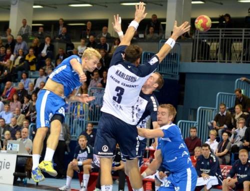 Andreas Schröder warf 3 Tore
