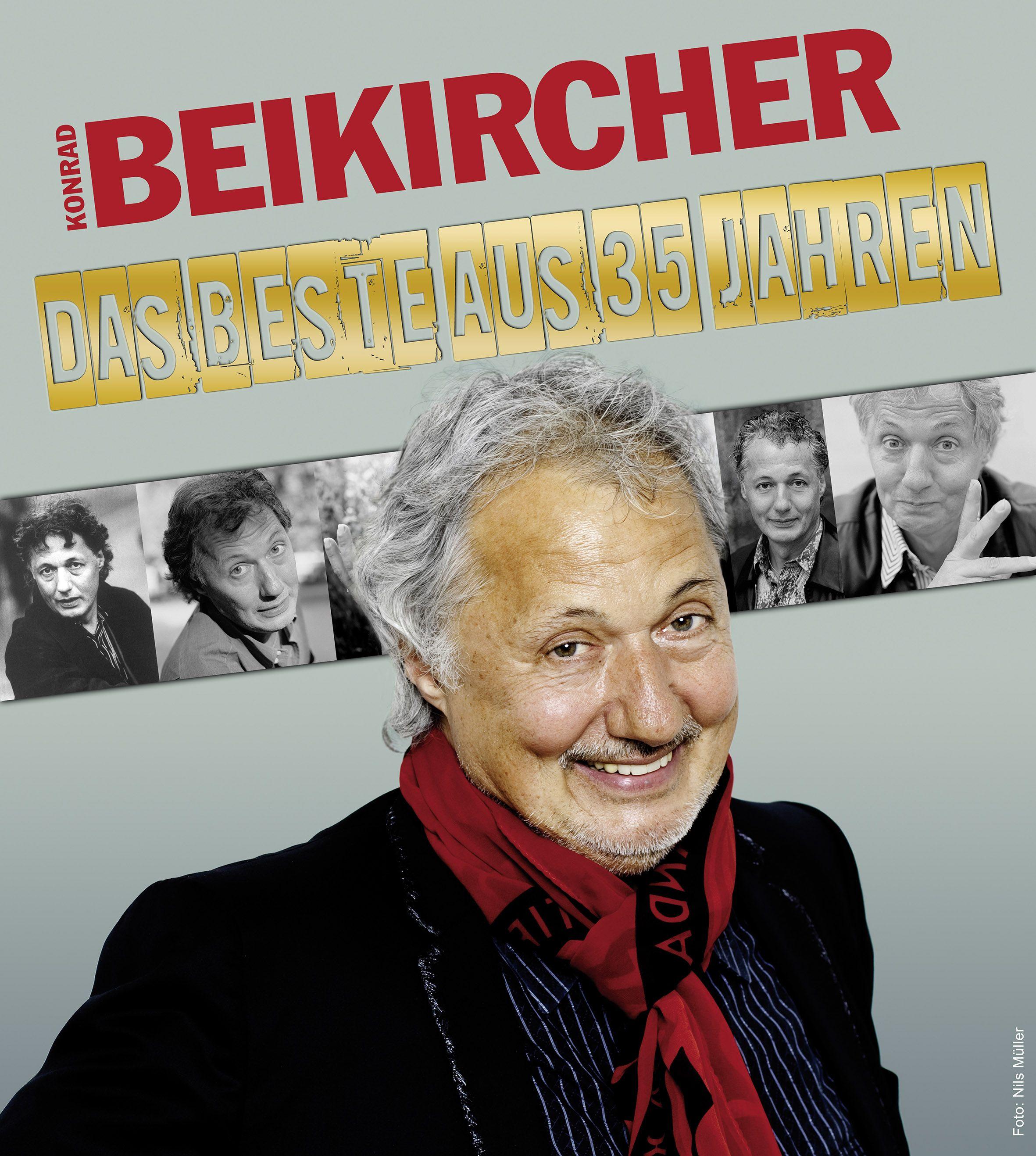 Photo of Konrad Beikircher gastiert im Januar in Gummersbach