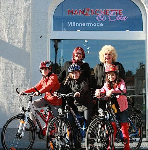 Photo of Fahrradspende für AG des Kinder- und Jugendtreffs Krawinkel