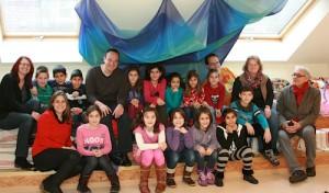 Dr. Roland Adelmann MdL besucht Kinder- und Jugendtreff