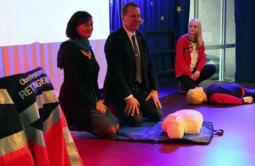Photo of Rettungsdienst und Realschule kooperieren