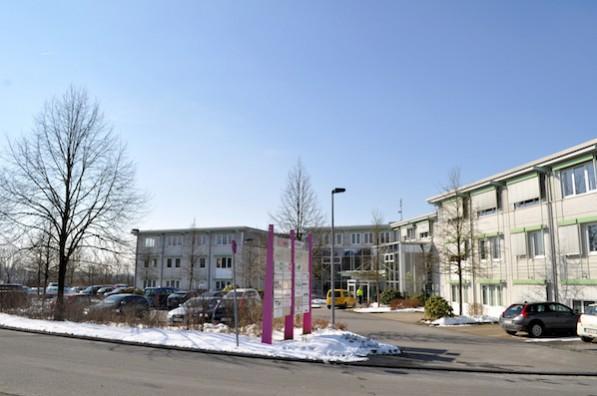 Der Stromausfall in Gummersbach-Windhagen betrifft unter anderem auch den Standort von Oberberg-Nachrichten im GTC Windhagen.
