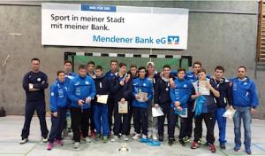 Silberrang beim Sauerlandcup nach dramatischem Viertelfinale