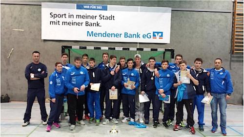 Photo of Silberrang beim Sauerlandcup nach dramatischem Viertelfinale