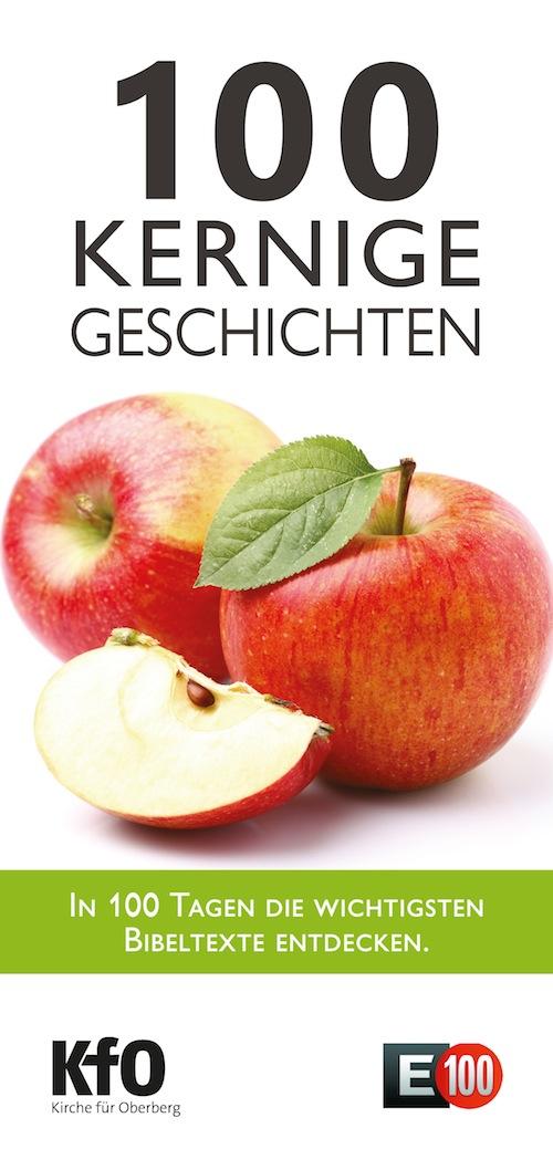 Flyer: Kirche für Oberberg