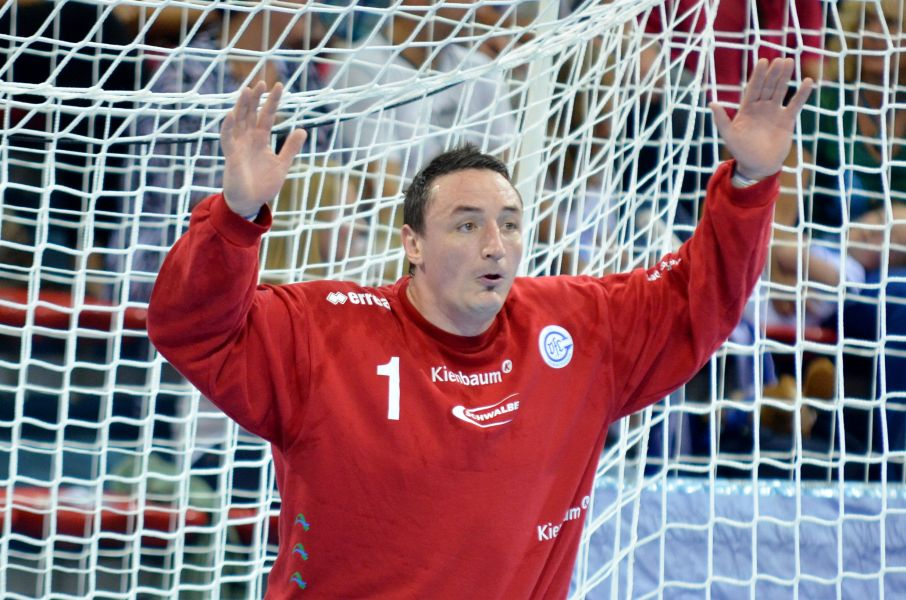 Bild von Borko Ristovski verlässt den VfL Gummersbach