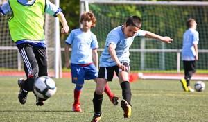 Eine Woche voller Fußball in den Osterferien