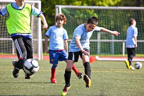 Photo of Eine Woche voller Fußball in den Osterferien