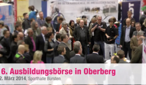 16. Ausbildungsbörse Oberberg im Video