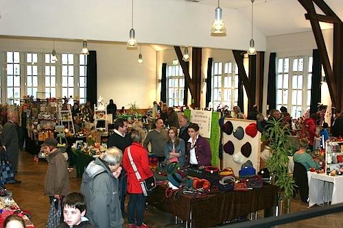 Bild von Oster- u. Frühlingsmarkt lockte zahlreiche Besucher