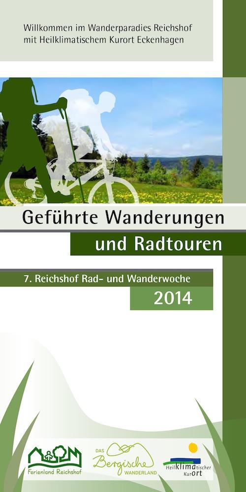 Photo of Geführte Wanderungen und Radtouren – Saisonstart für 2014