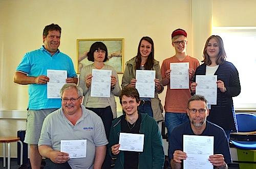 Photo of DLRG Gummersbach hat einen neuen Erste Hilfe-Ausbilder und 8 neue Ersthelfer ausgebildet