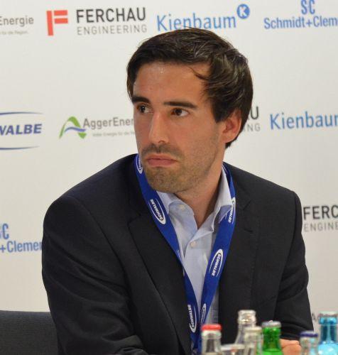 Pressesprecher Marc - Andre Schröter verlässt den VfL / Foto : Uwe Schlegelmilch