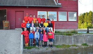 Schnupperwachdienst der DLRG Jugend Gummersbach